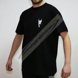 T-Shirt Independence Czarny
