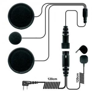 Zestaw słuchawkowy do montażu w kasku zamkniętym (HSC-1)