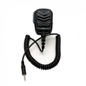 Wodoszczelny mikrofonogłośnik z wyjściem na słuchawkę