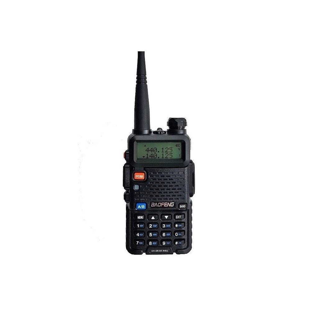 Baofeng UV-5R HT - Dwuzakresowa radiostacja ręczna