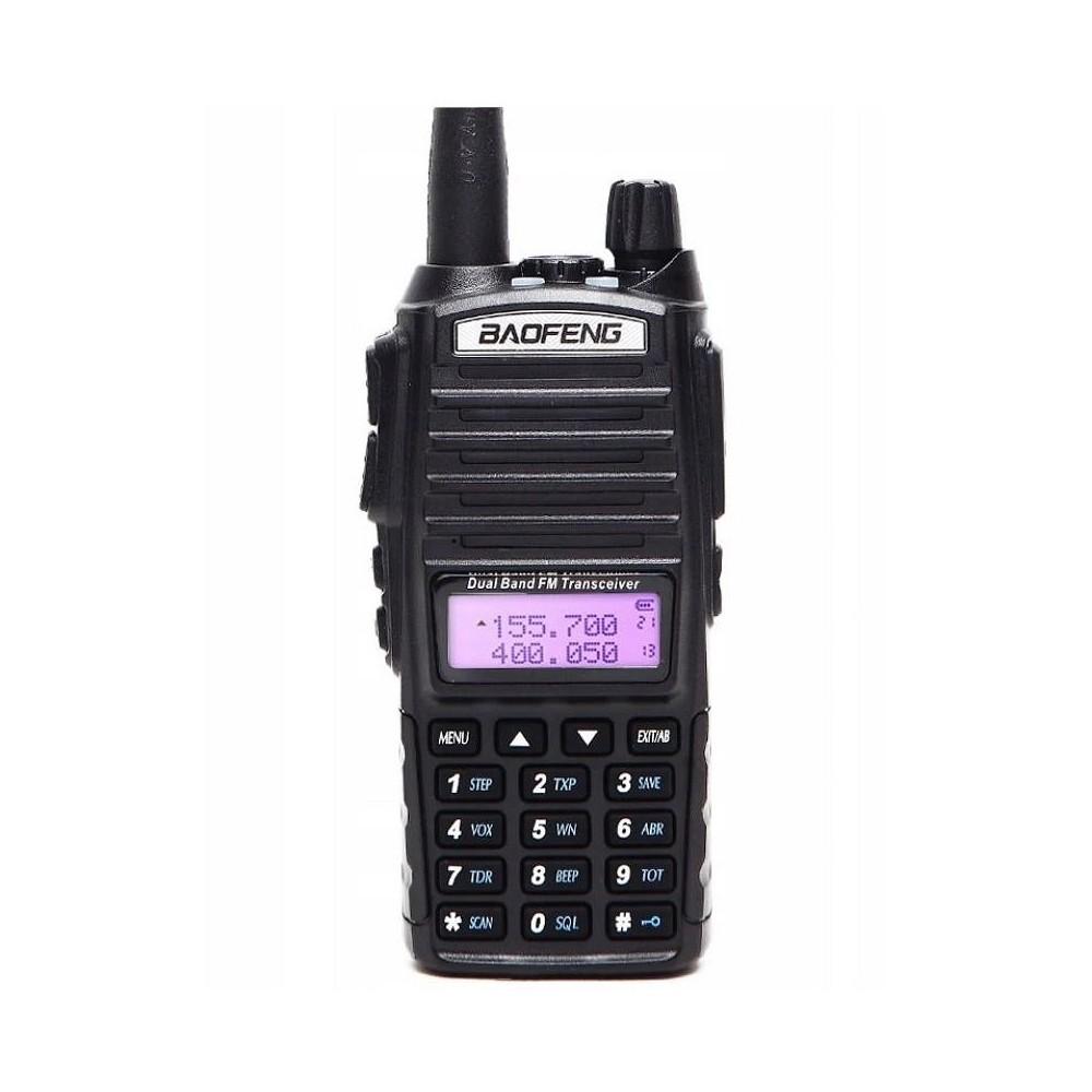 Baofeng UV-82 V4 - Dwuzakresowa radiostacja ręczna