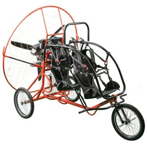 Wózek tandemowy – Paraelement Cargo Thor 303
