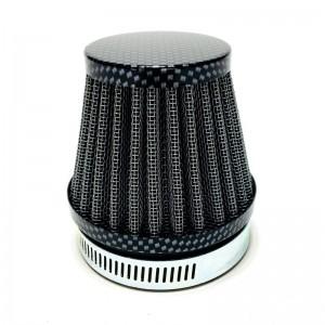 Filtr powietrza - carbon 60mm