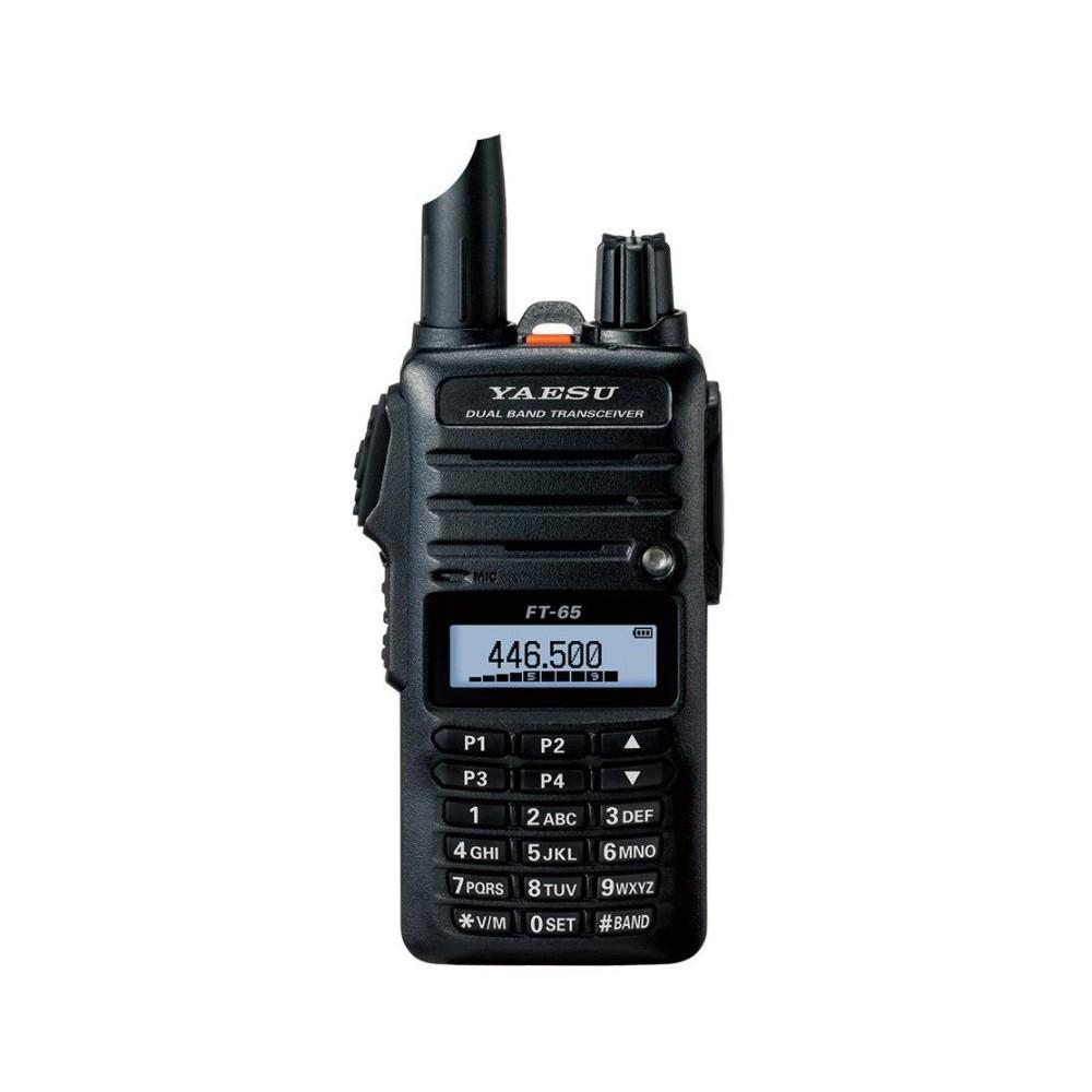 Yaesu FT-65E - dwuzakresowy radiotelefon