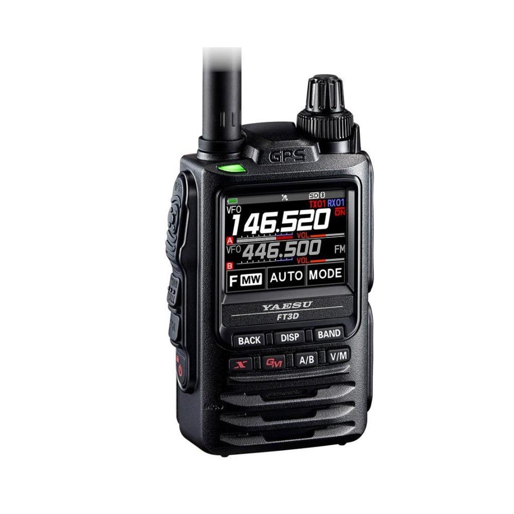 YAESU FT-3D ręczny radiotelefon z Bluetooth