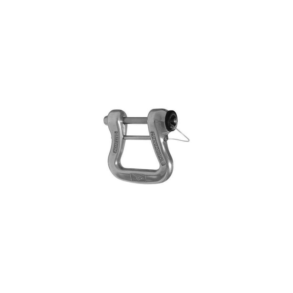 Karabinek wyczepowy PIN-LOCK (HKar3)