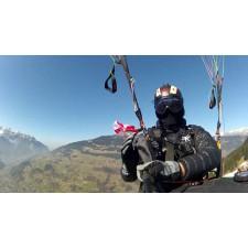 G-force brake parachute