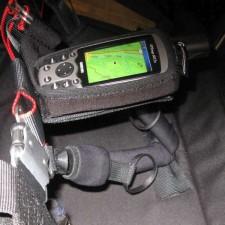 Wysięgnik na GPS/Vario SARI