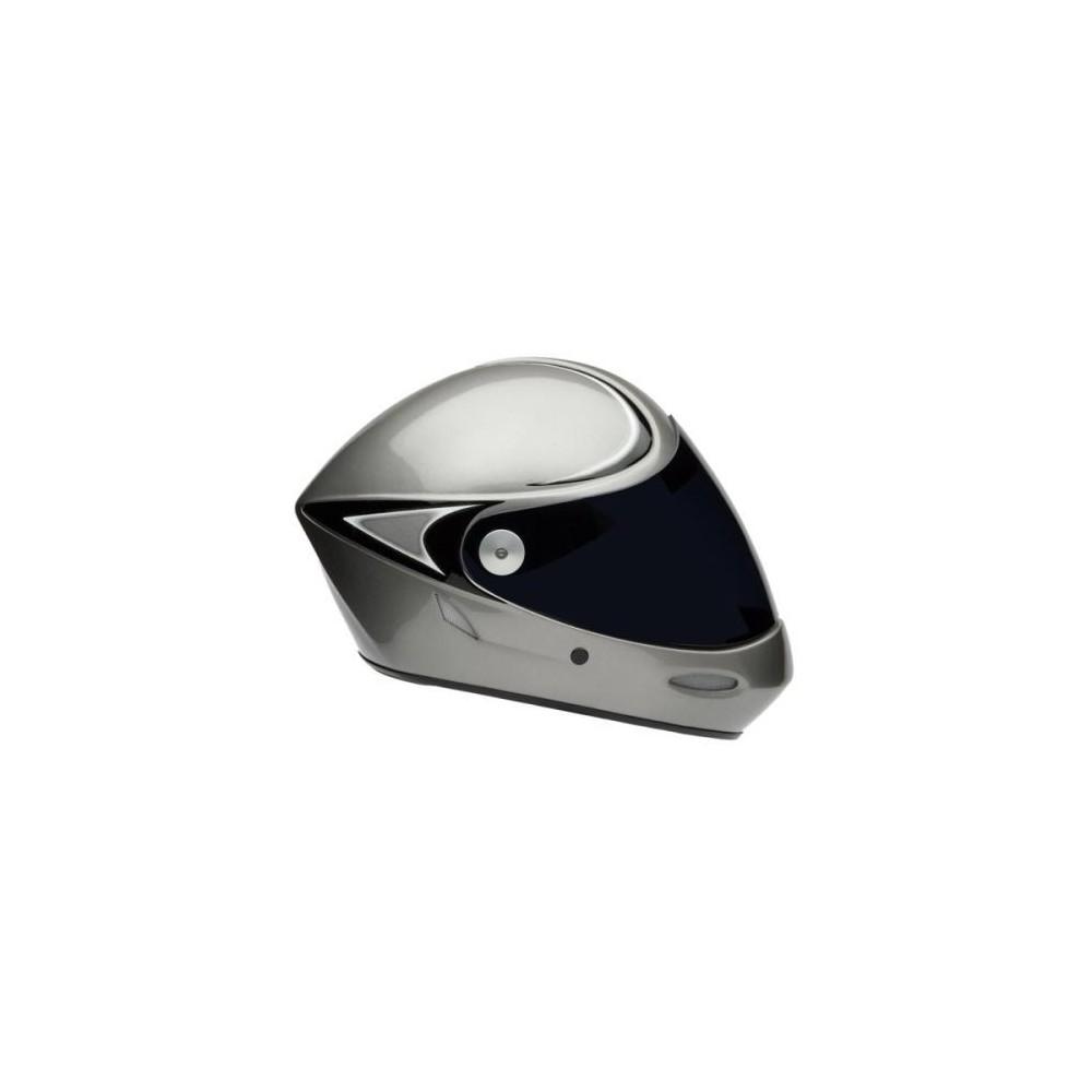 4fight Cut Integral Dark Silver z visor barwiony lub przezroczysty