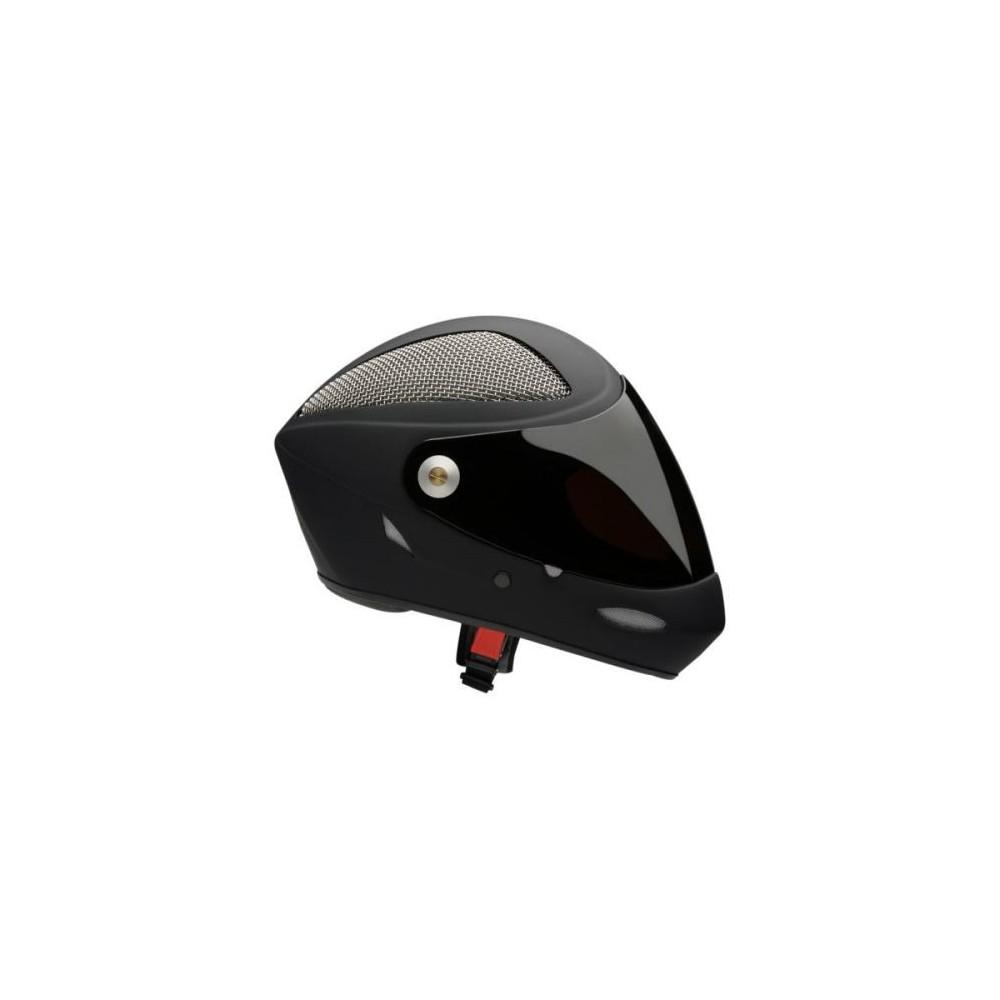 4fight GRID Integral Black Velvet z visor barwiony lub przezroczysty