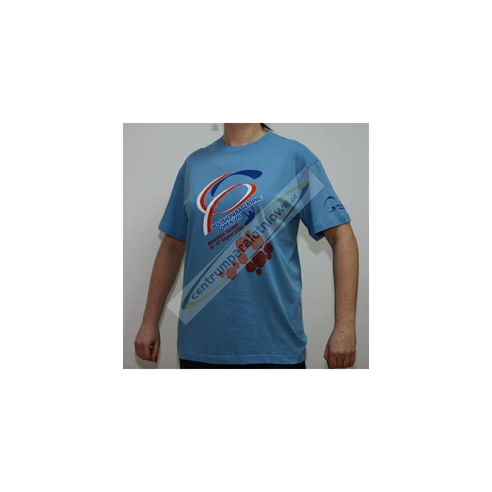 T-Shirt Polish Paragliding Open '09
