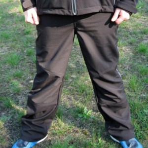 Spodnie ThermoShell Sari