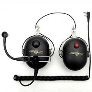 Słuchawki do kasku deluxe (300H)