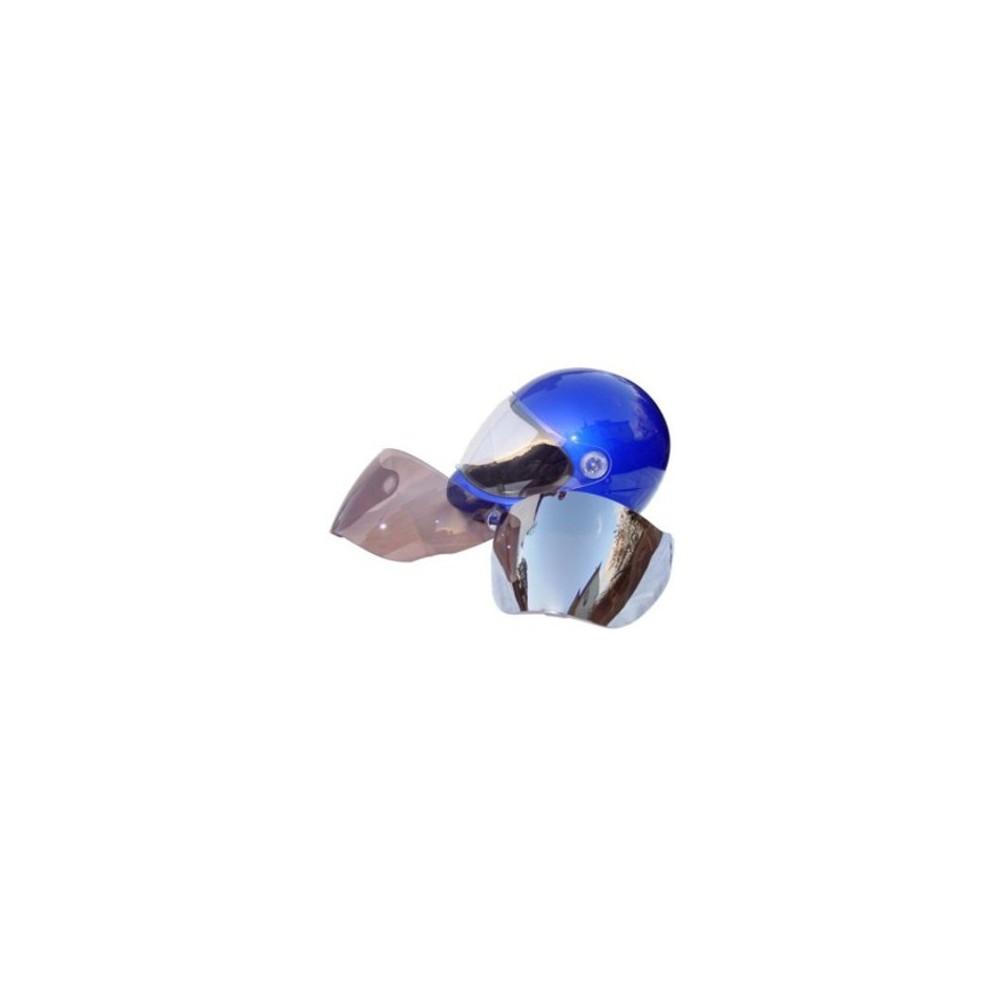 Wizjer do Skyrunner przyciemniany niebieski