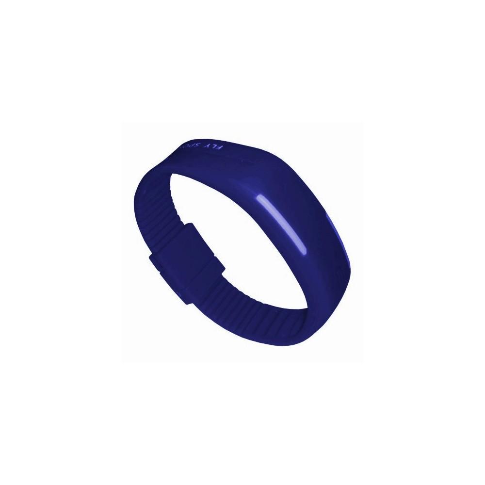Zegarek silikonowy Sari - Granatowy