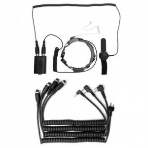 Laryngofon dwuprzetwornikowy (podwójny PTT) (LGF-24/K)