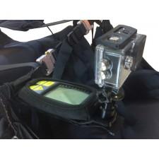 Wysięgnik na GPS/Vario SARI z uchwytem na Kamerę/Aparat
