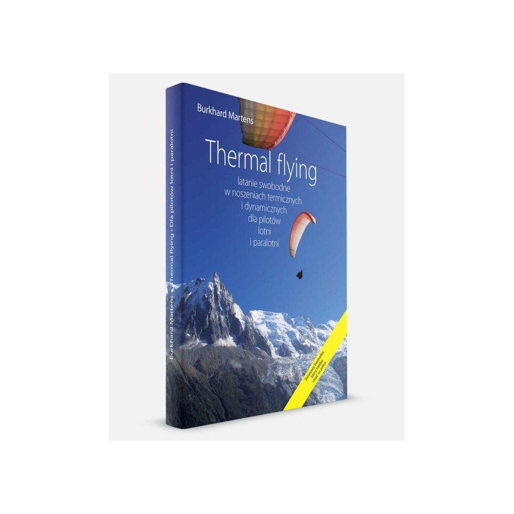 Książka Thermal Flying