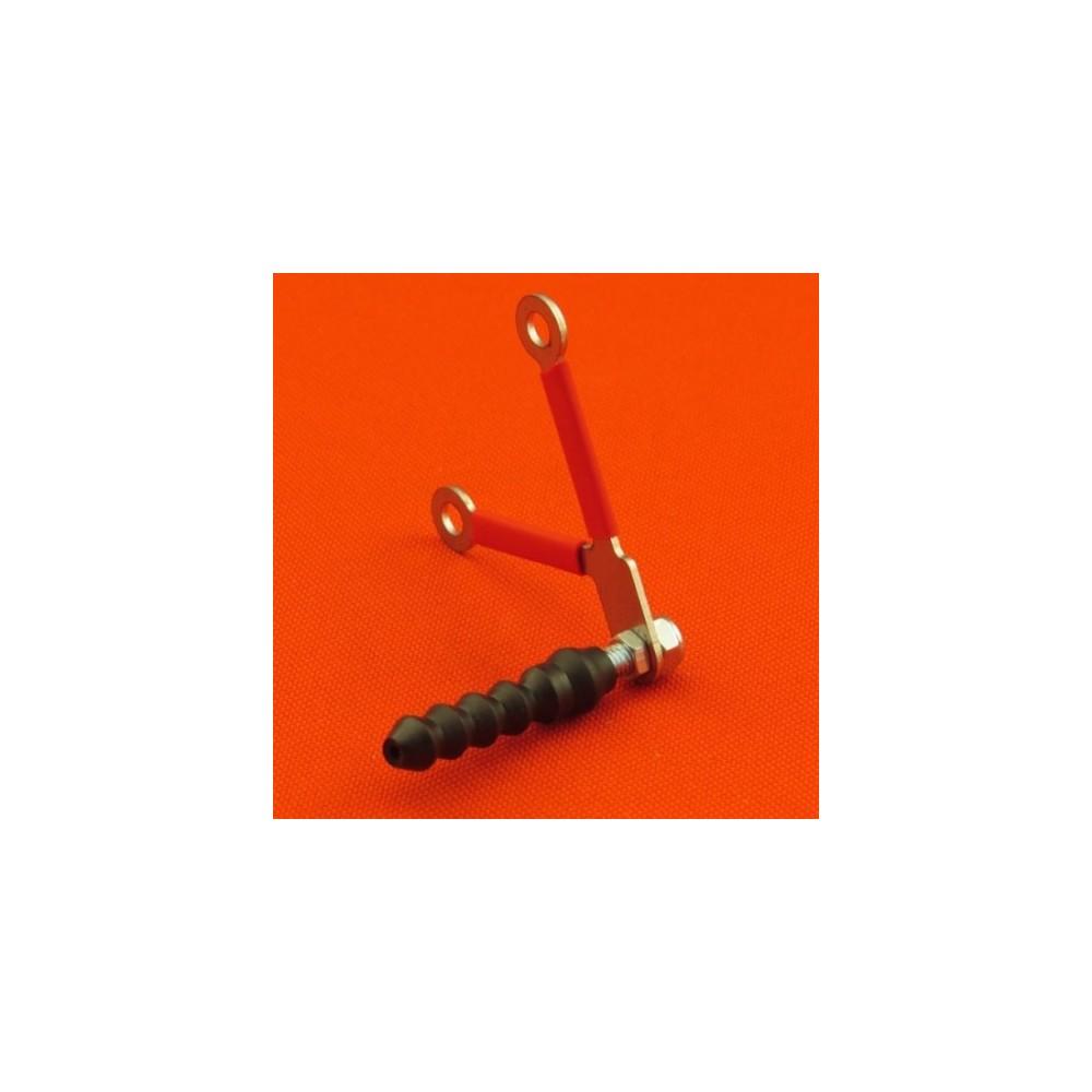 Mocowanie linki gazu Mini 2