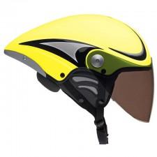 4fight MR Yellow Wizjer barwiony lub przezroczysty