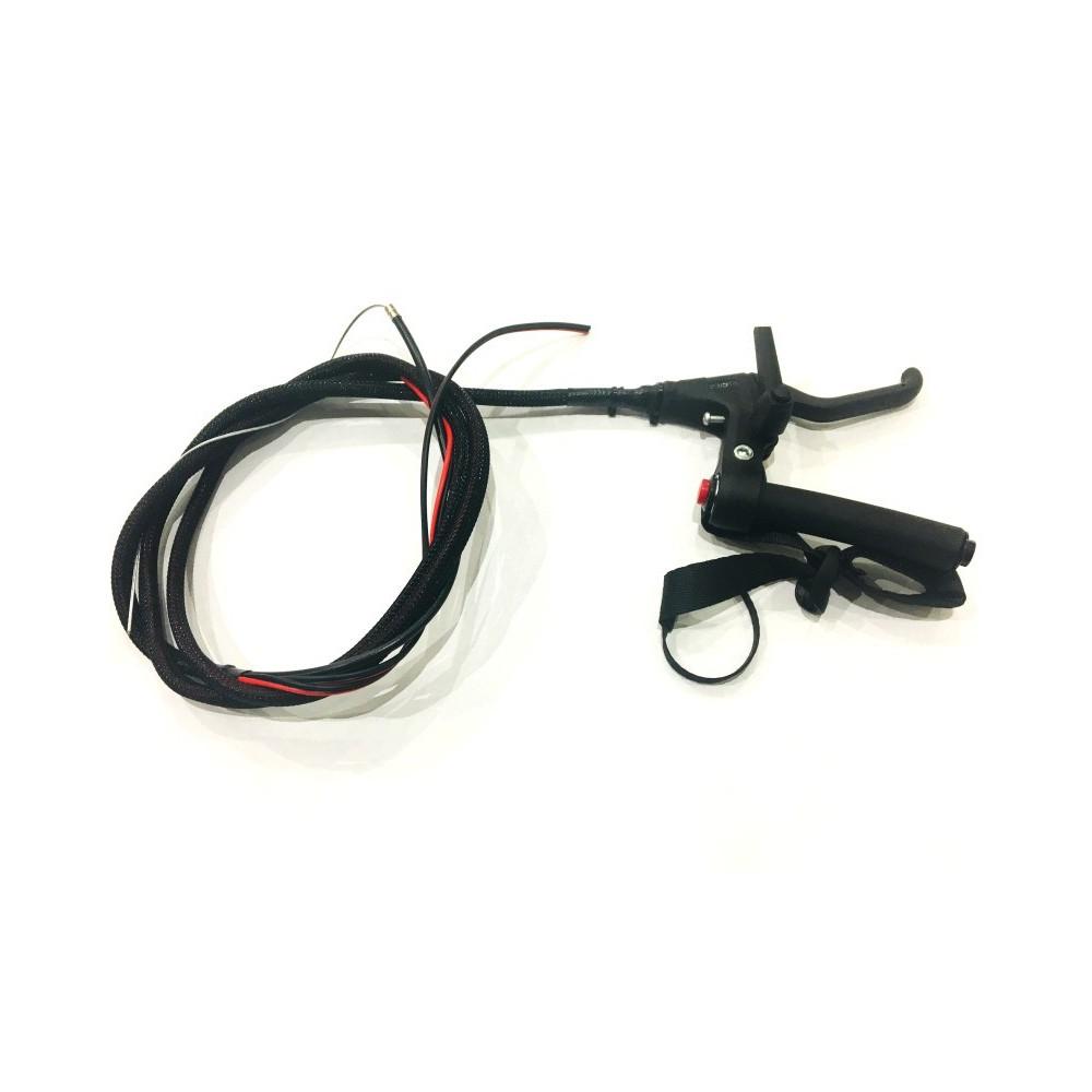 Manetka RX2 - Prawa - 2 przyciski - krótka