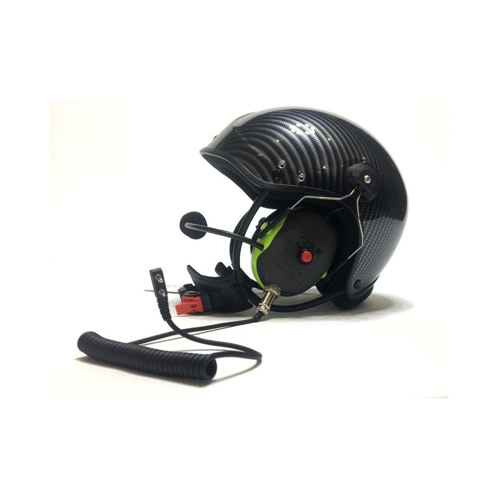 TZ z słuchawkami Peltor  X4 i łącznością Spider