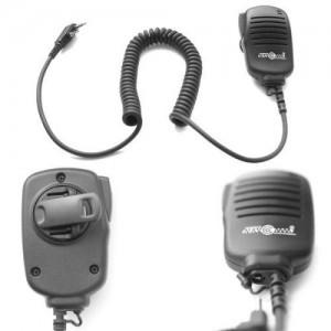 Mikrofonogłośnik z PTT i wyjściem na słuchawkę SPM-5