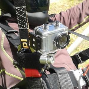 Uchwyt karabinkowy do kamery