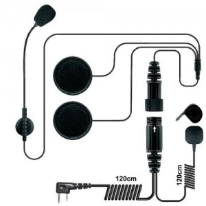 Zestaw słuchawkowy do montażu w kasku otwartym (HSO-1)